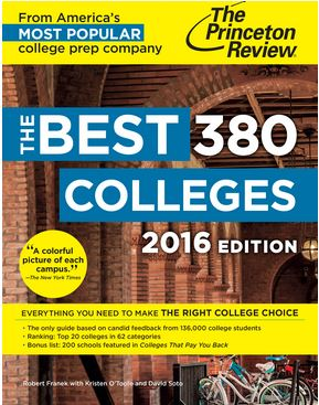 "Loyola University New Orleans Named Among ""Best Colleges"" by The Princeton Review"